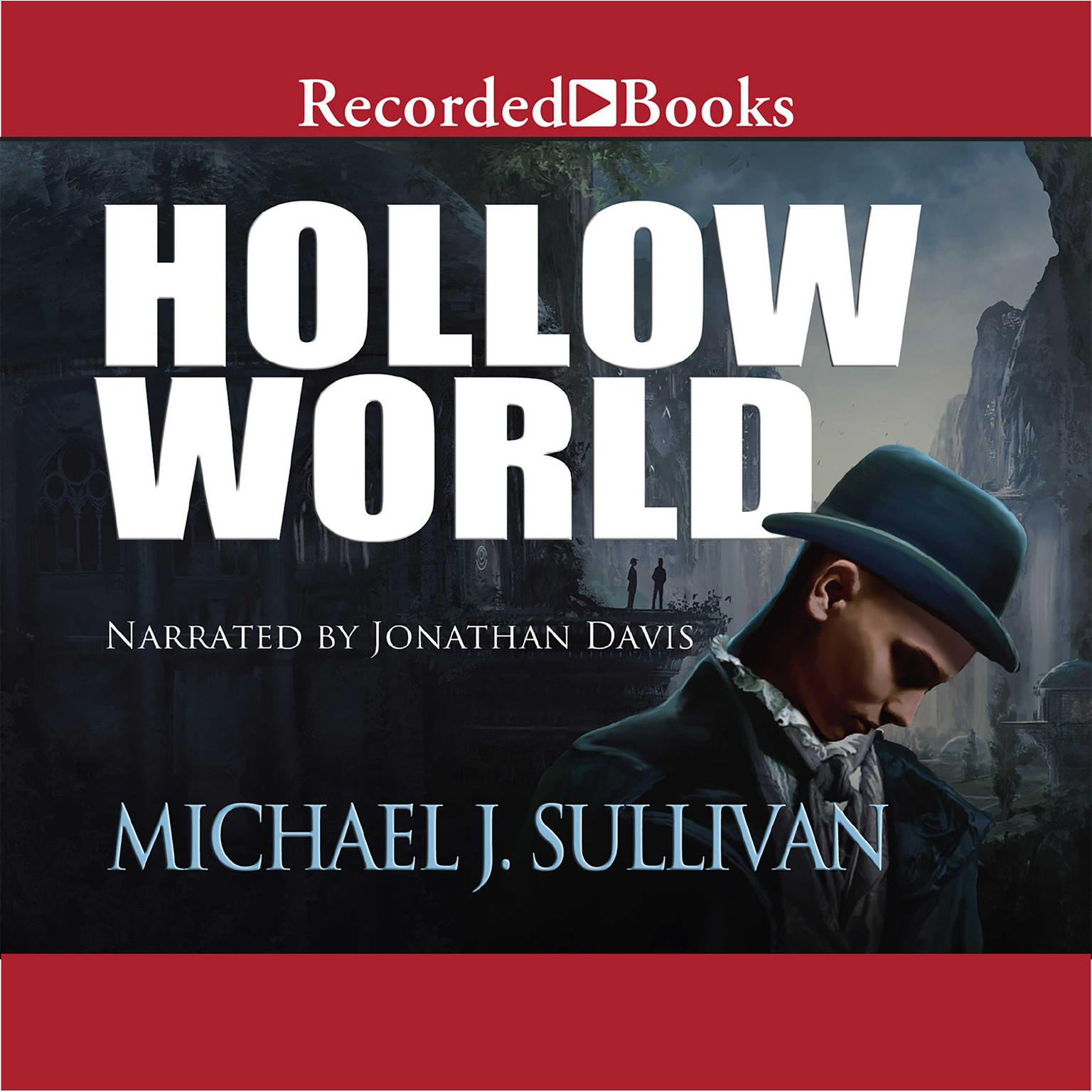 Printable Hollow World Audiobook Cover Art