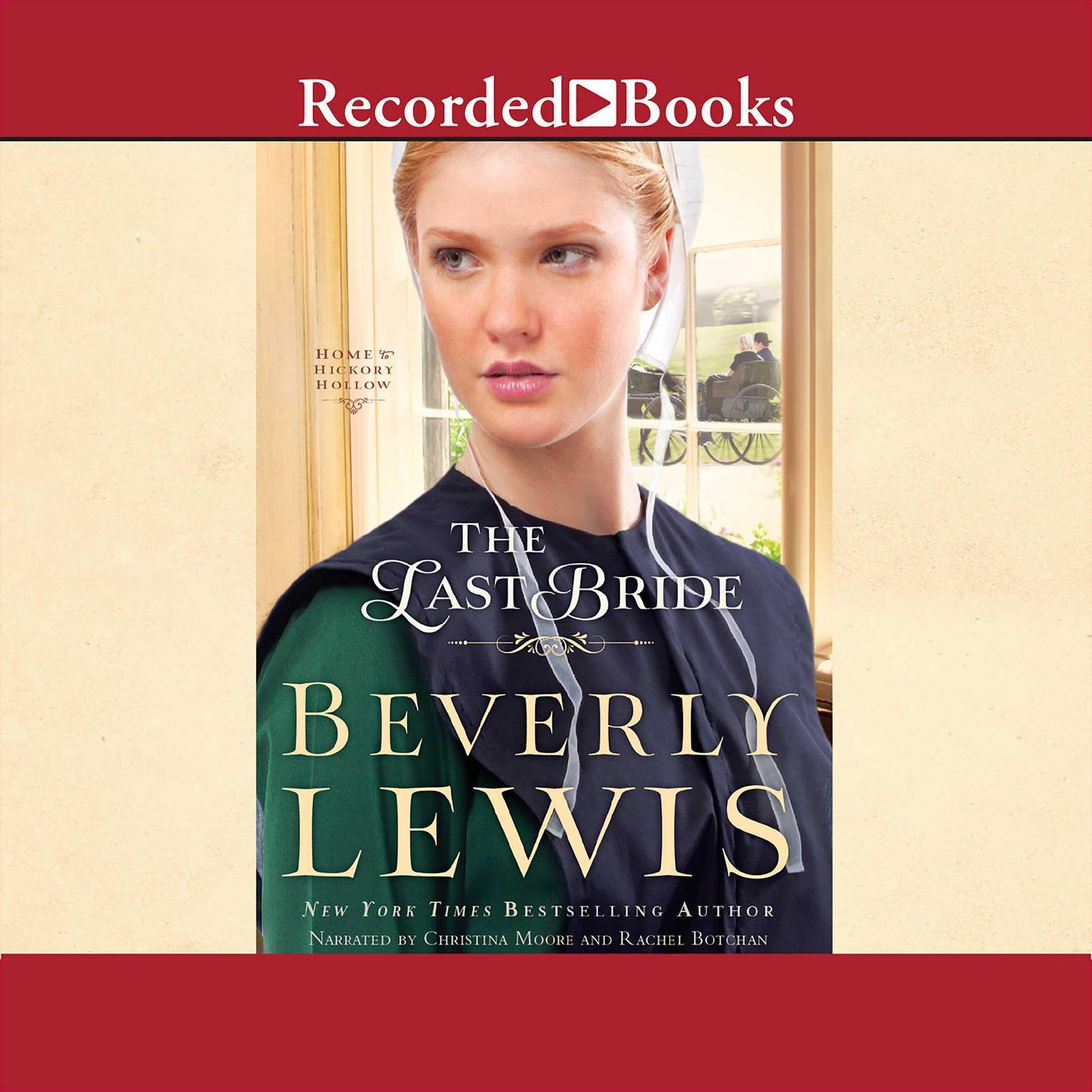 Printable The Last Bride Audiobook Cover Art
