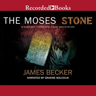 The Moses Stone Audiobook, by James Becker