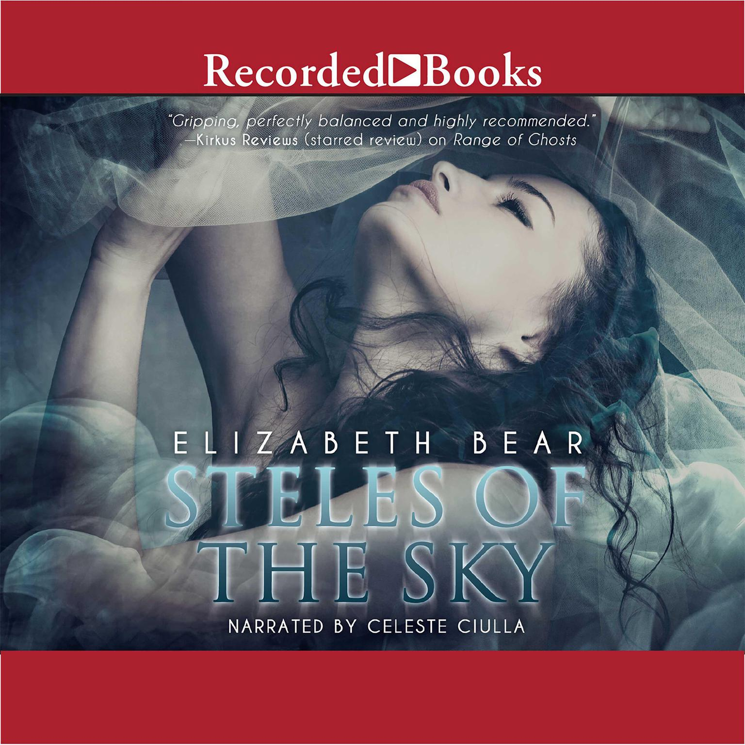 Printable Steles of the Sky Audiobook Cover Art