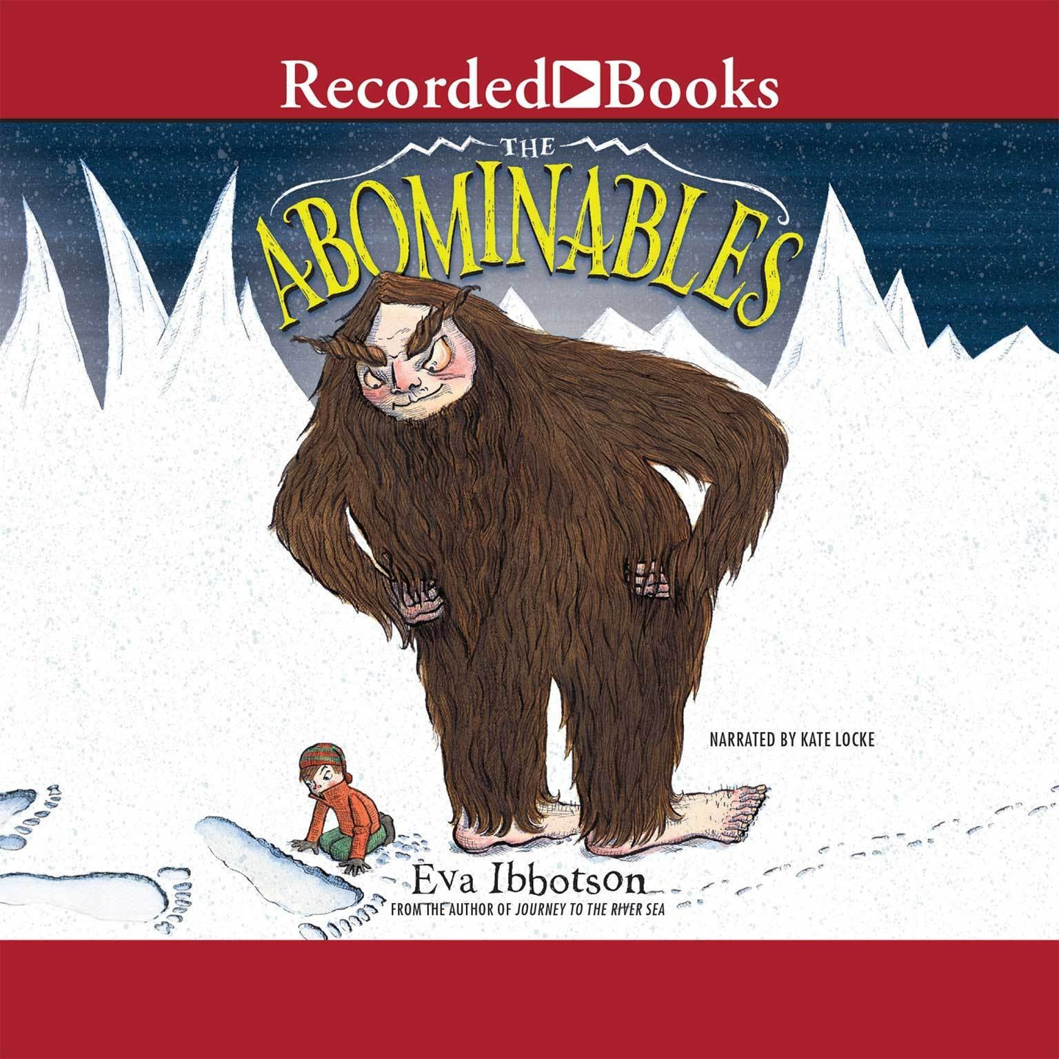 Printable The Abominables Audiobook Cover Art