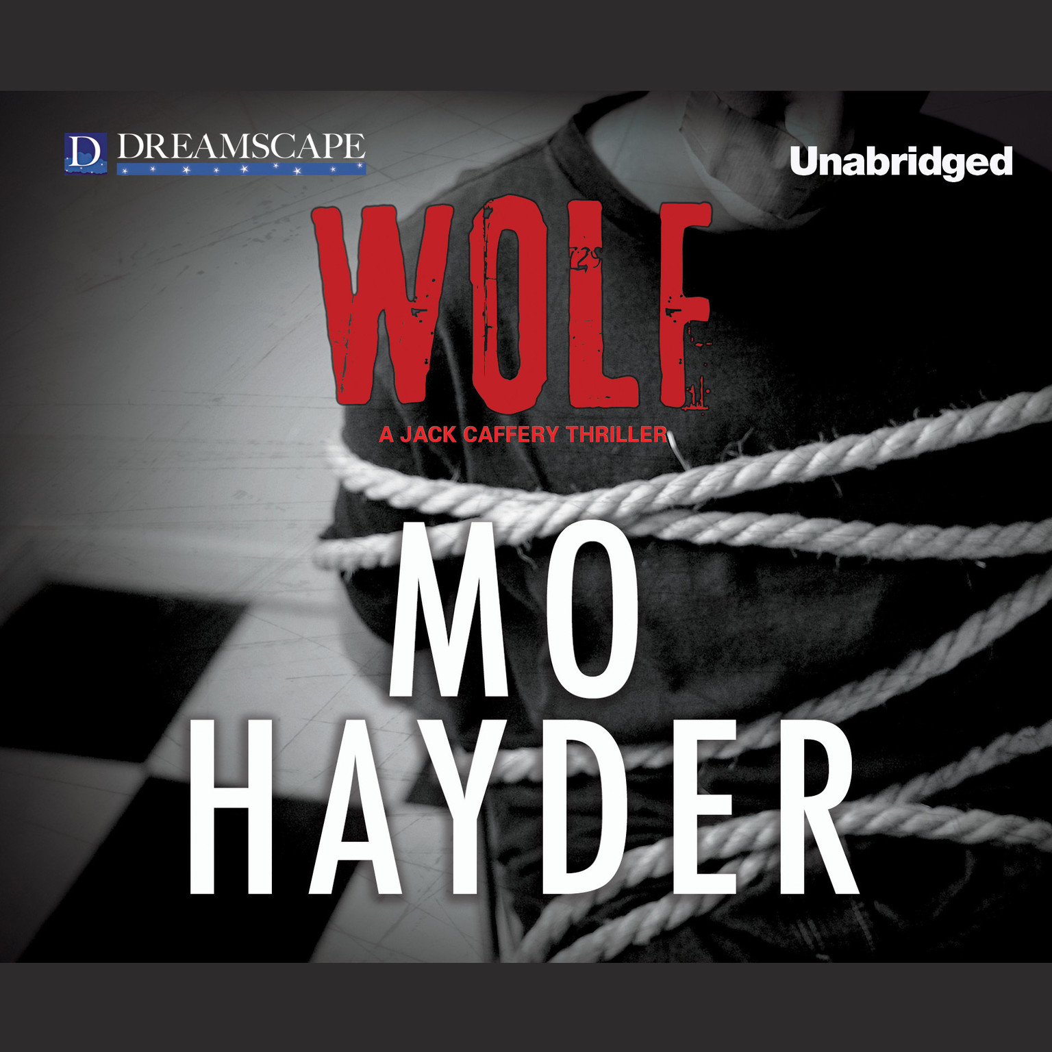 Printable Wolf: A Jack Caffery Thriller Audiobook Cover Art