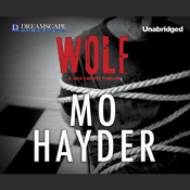 Wolf: A Jack Caffery Thriller Audiobook, by Mo Hayder