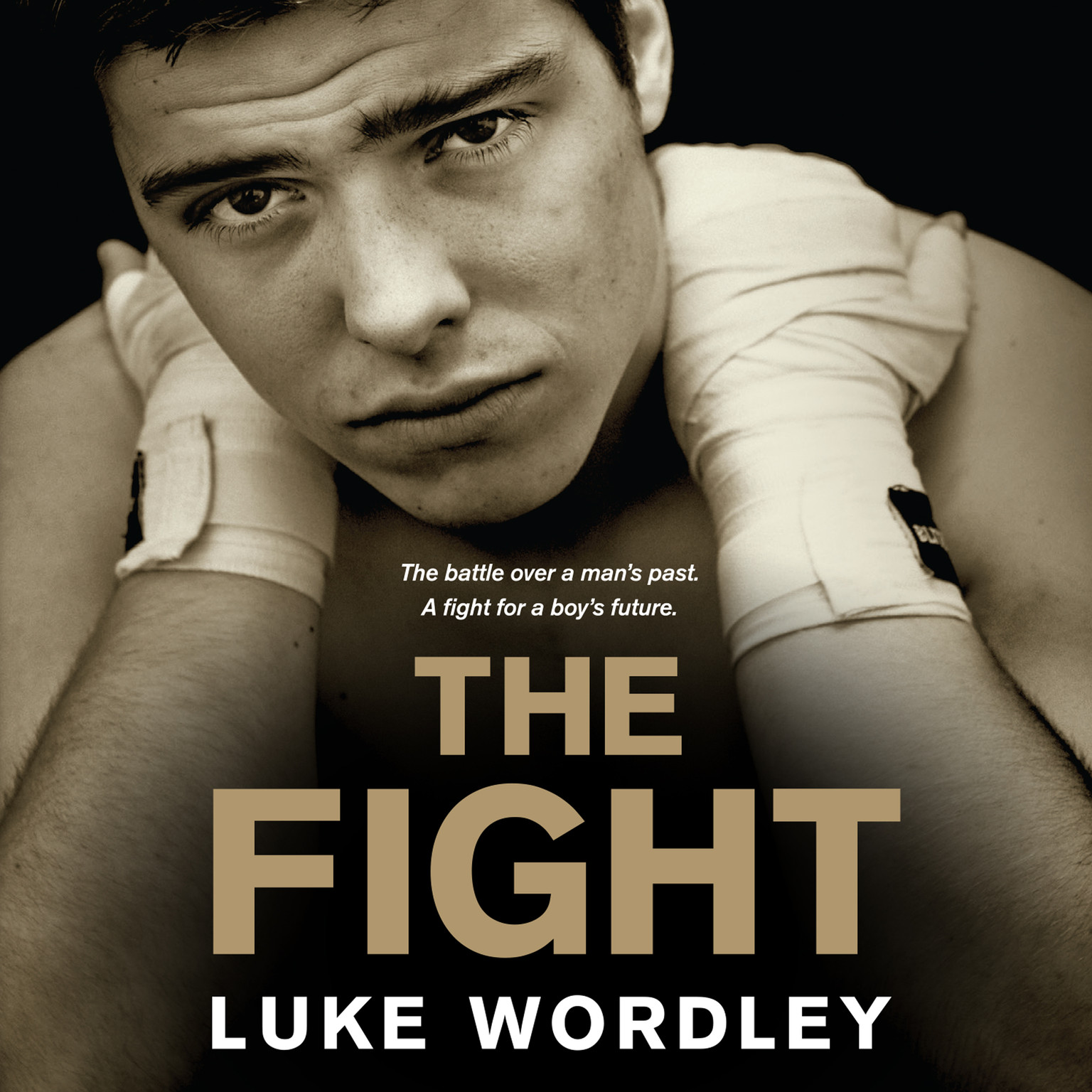 Printable The Fight Audiobook Cover Art
