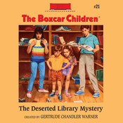 The Deserted Library Mystery Audiobook, by Gertrude Chandler Warner