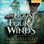The House of the Four Winds Audiobook, by Mercedes Lackey, James Mallory