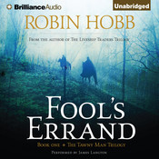 Fools Errand, by Robin Hobb