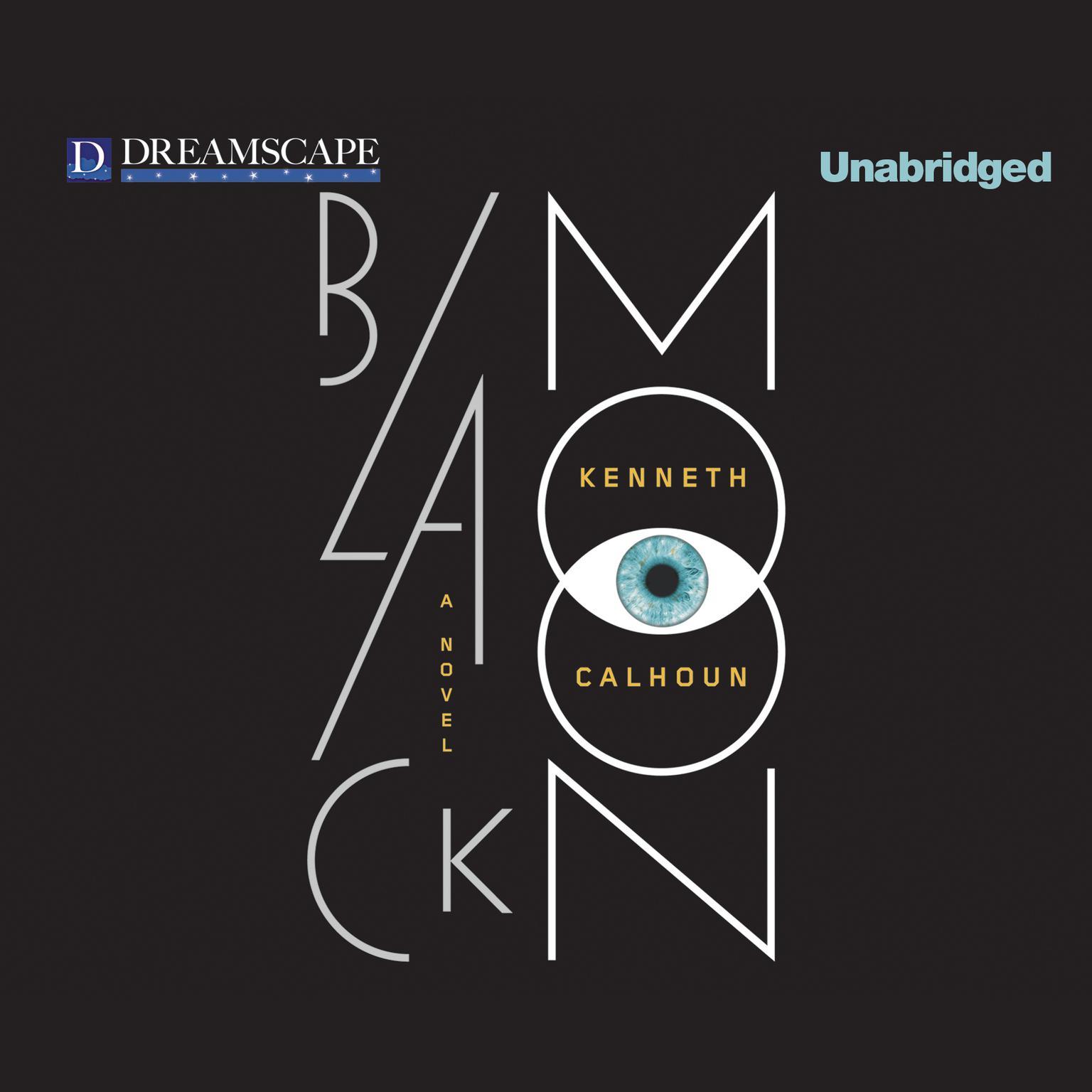 Printable Black Moon Audiobook Cover Art