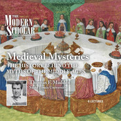 Medieval Mysteries: The History behind the Myths of the Middle Ages Audiobook, by Thomas F. Madden