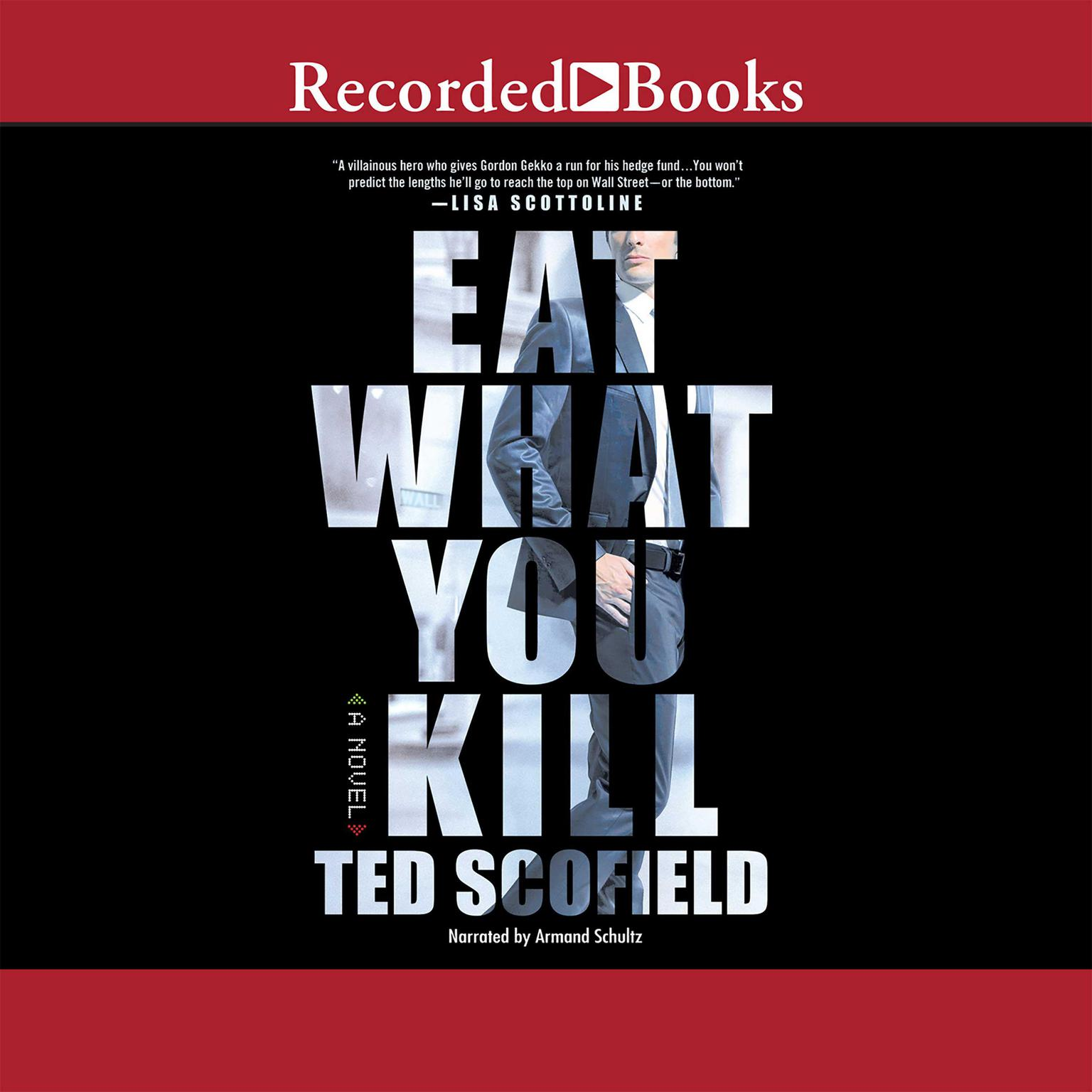 Printable Eat What You Kill Audiobook Cover Art