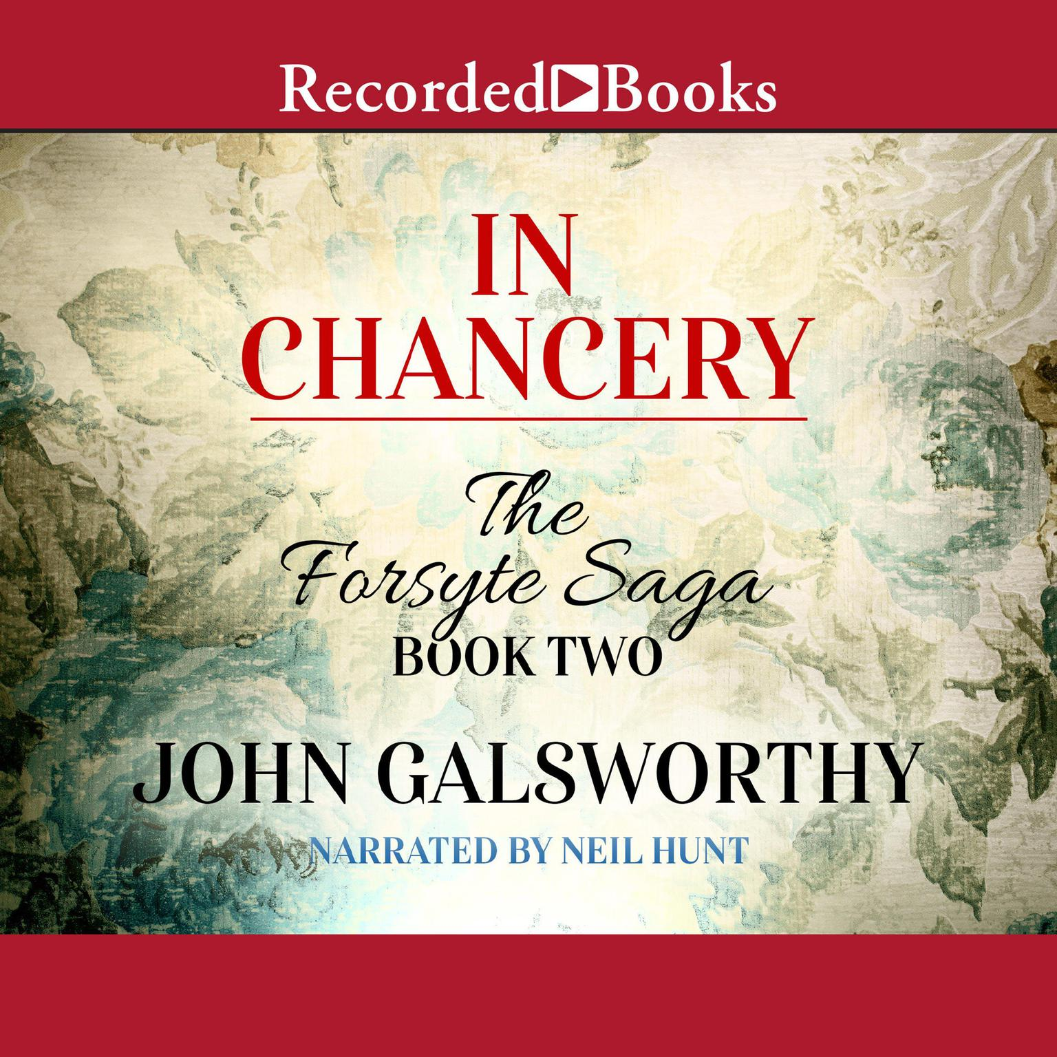 Printable In Chancery Audiobook Cover Art