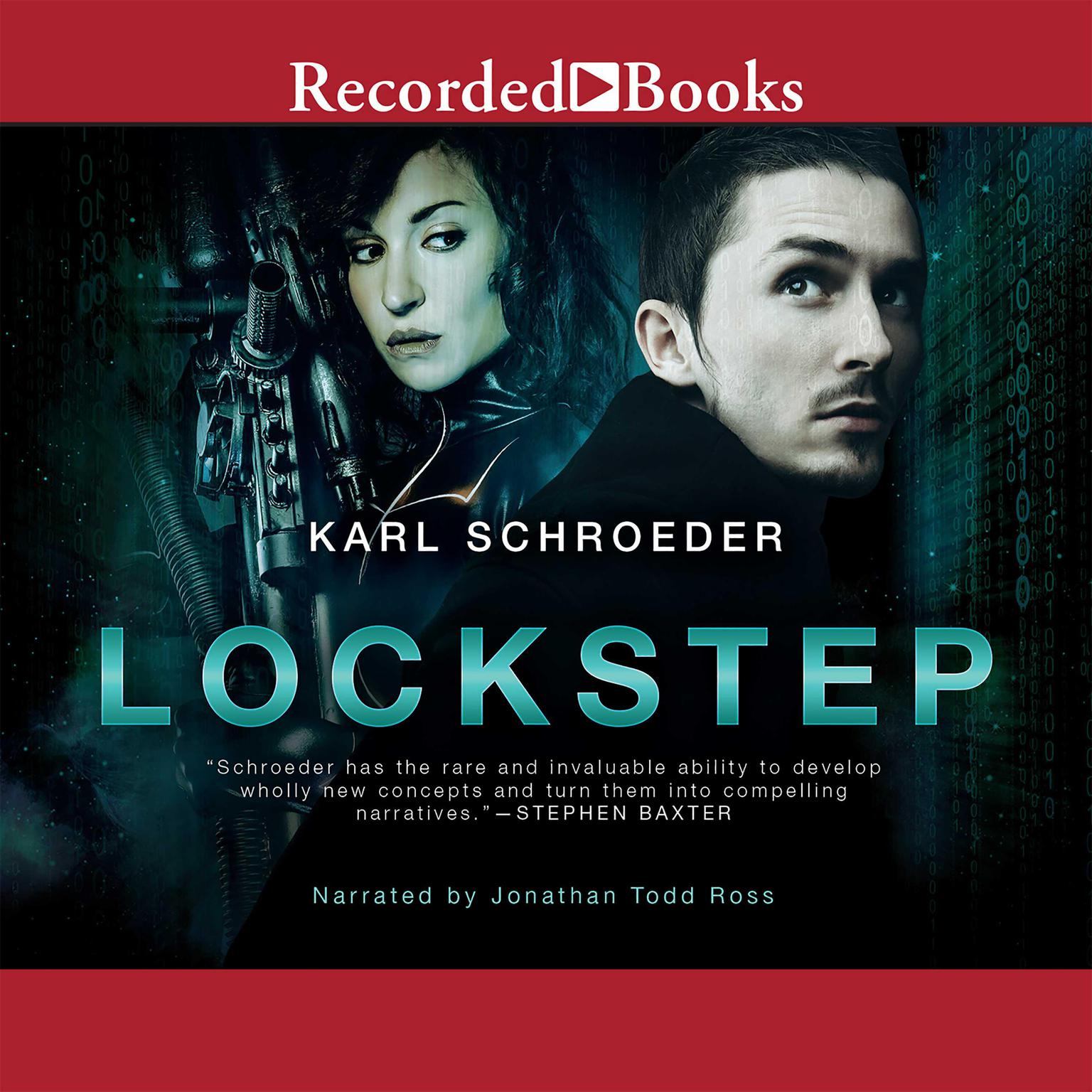 Printable Lockstep Audiobook Cover Art