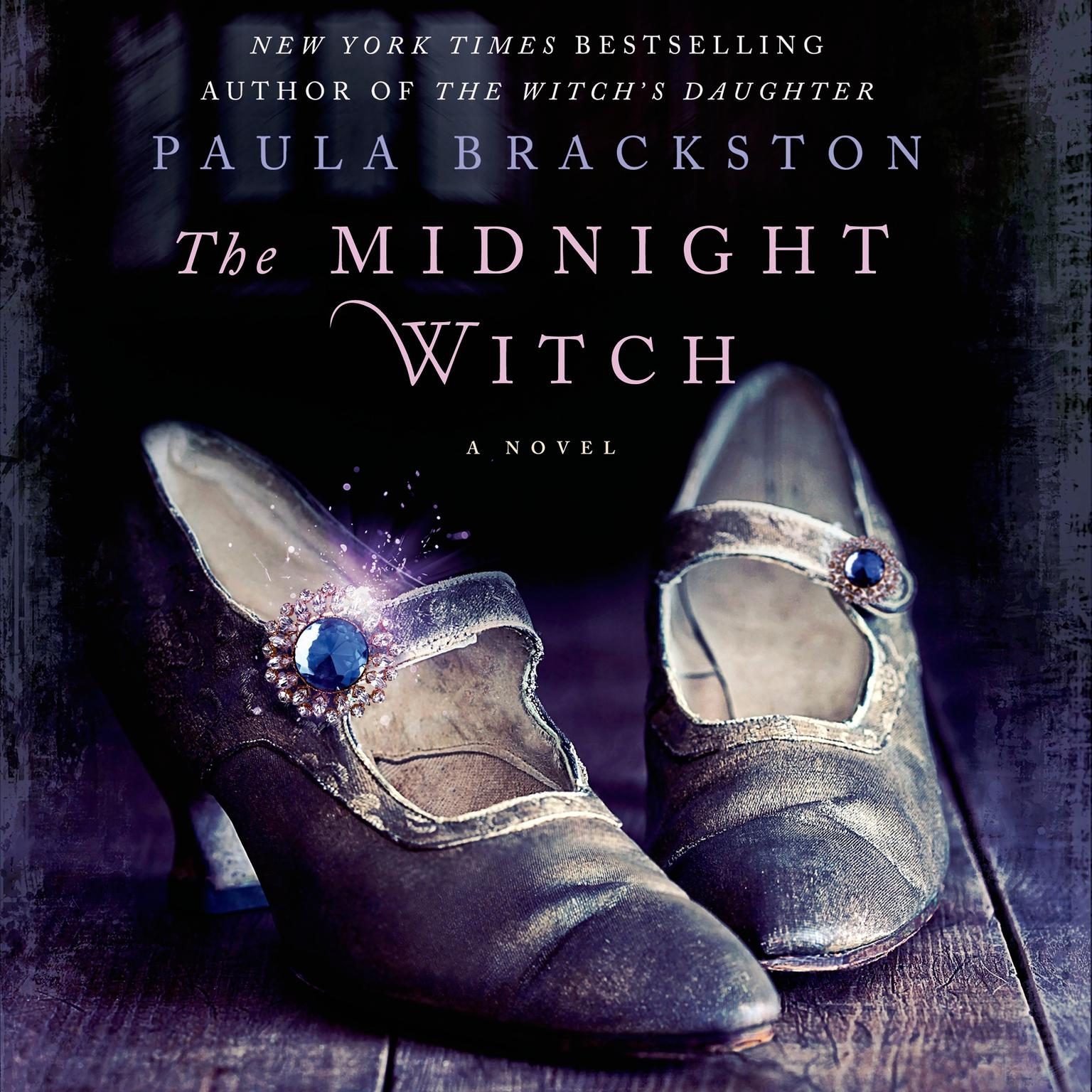 Printable The Midnight Witch: A Novel Audiobook Cover Art