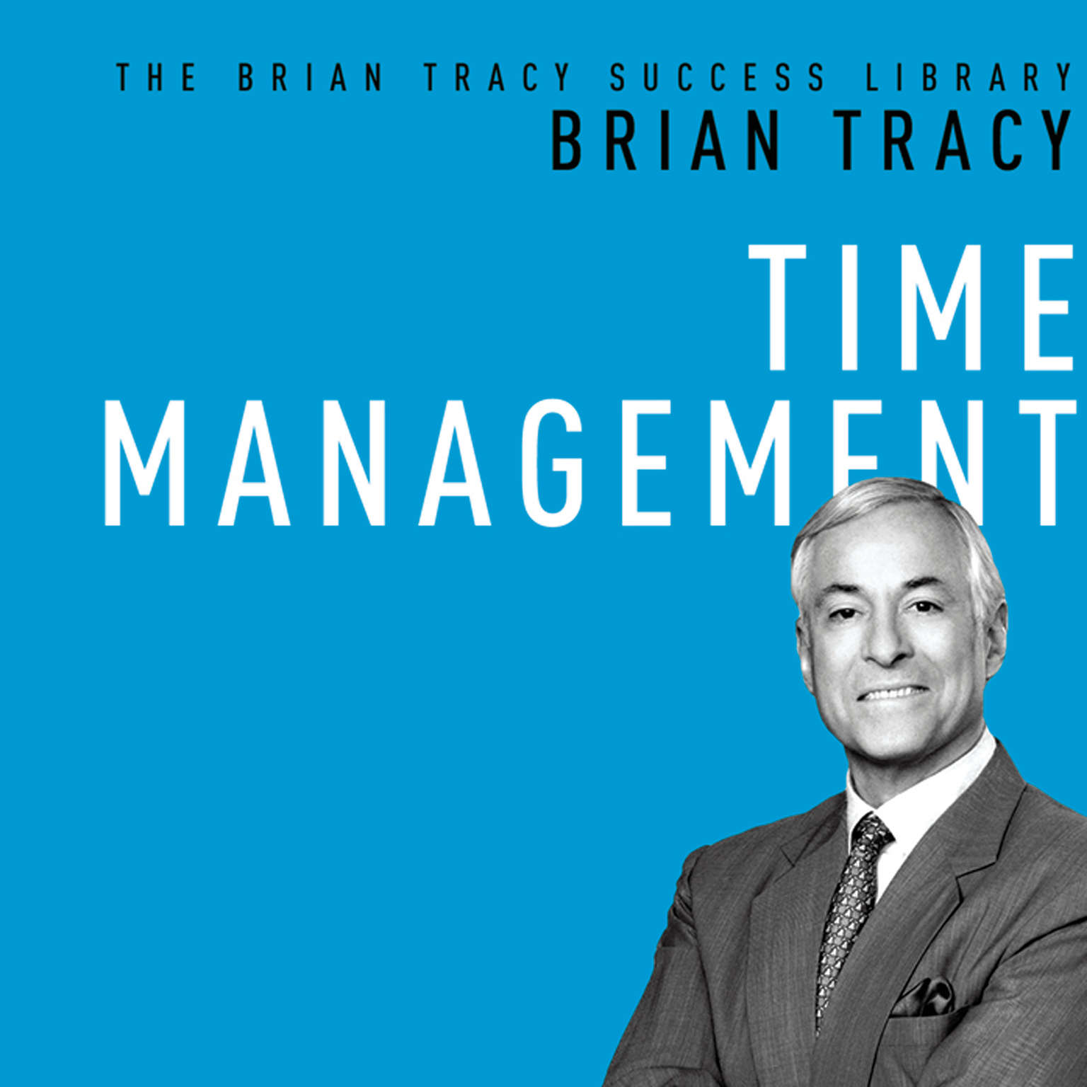 Printable Time Management Audiobook Cover Art