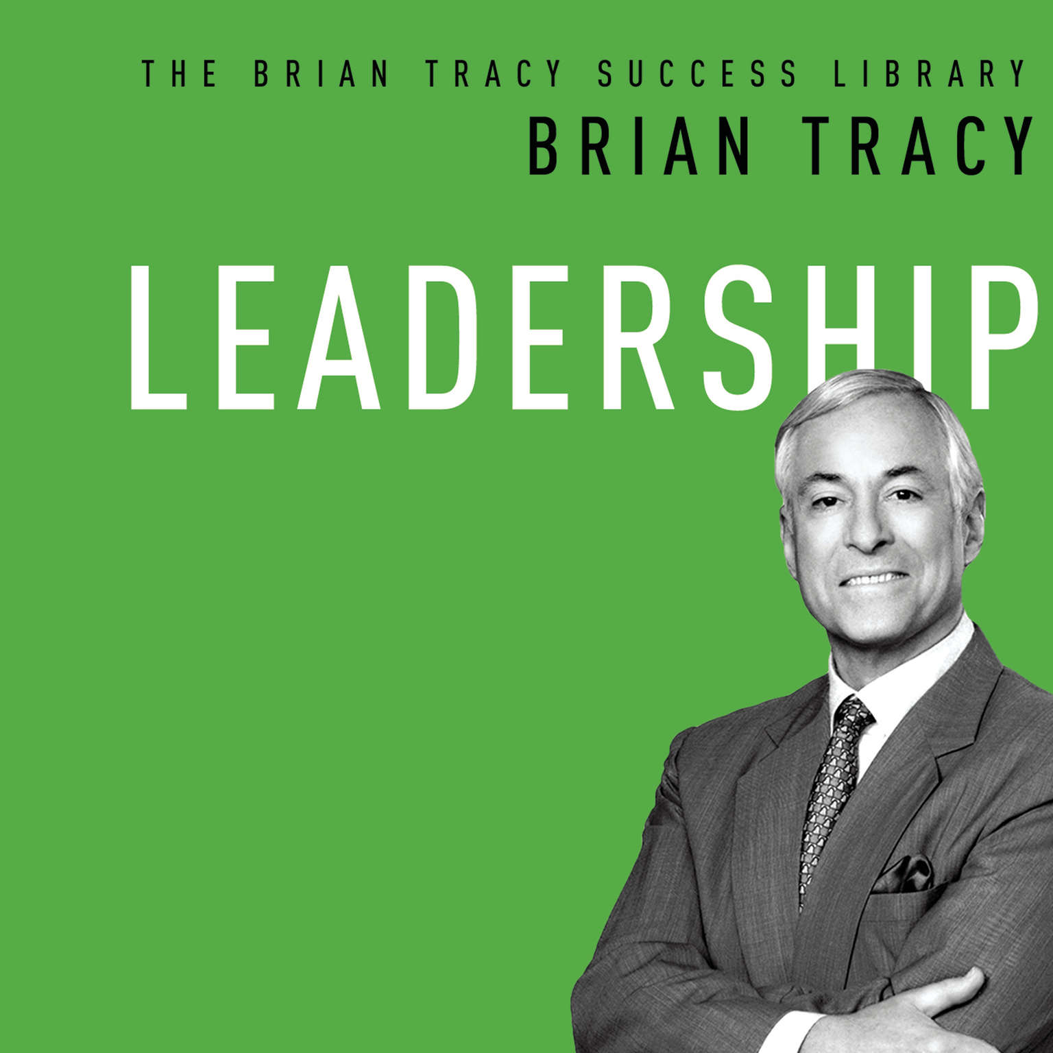 Printable Leadership Audiobook Cover Art