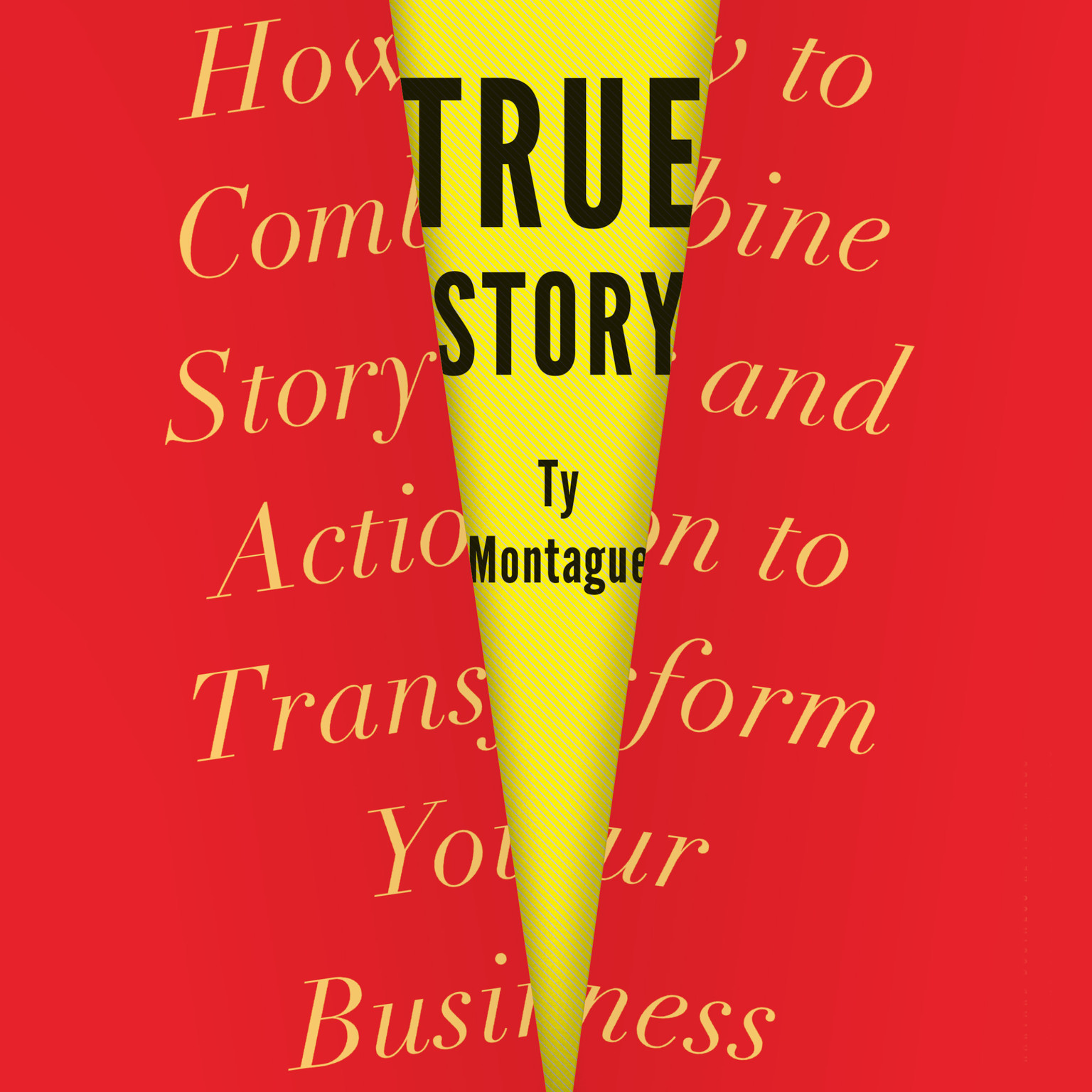 Printable True Story: How to Combine Story and Action to Transform Your Business Audiobook Cover Art