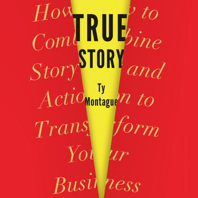 True Story: How to Combine Story and Action to Transform Your Business Audiobook, by Ty Montague