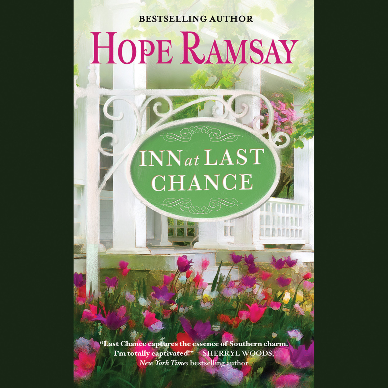 Printable Inn at Last Chance Audiobook Cover Art
