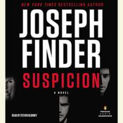 Suspicion Audiobook, by Joseph Finder