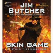 Skin Game Audiobook, by Jim Butcher