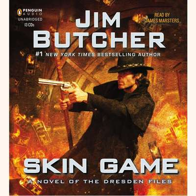 Skin Game: A Novel of the Dresden Files Audiobook, by Jim Butcher