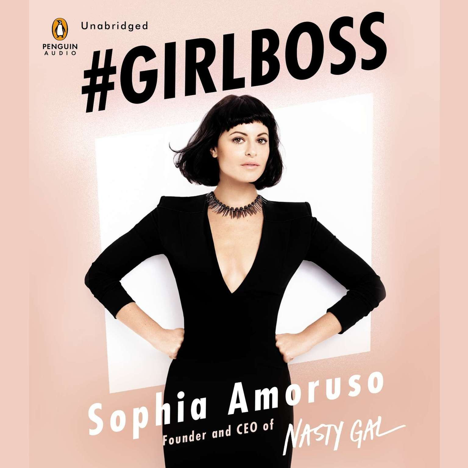 Printable #GIRLBOSS: How to Write Your Own Rules While Turning Heads and Turning Profits Audiobook Cover Art