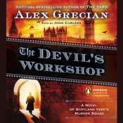 The Devils Workshop: A Novel of Scotland Yard's Murder Squad Audiobook, by Alex Grecian
