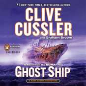 Ghost Ship, by Clive Cussler, Graham Brown