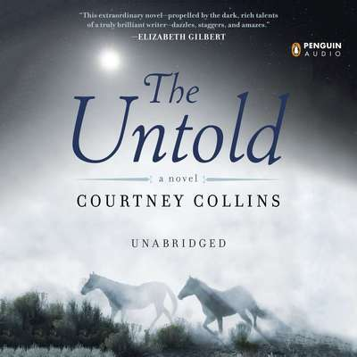 The Untold Audiobook, by Courtney Collins