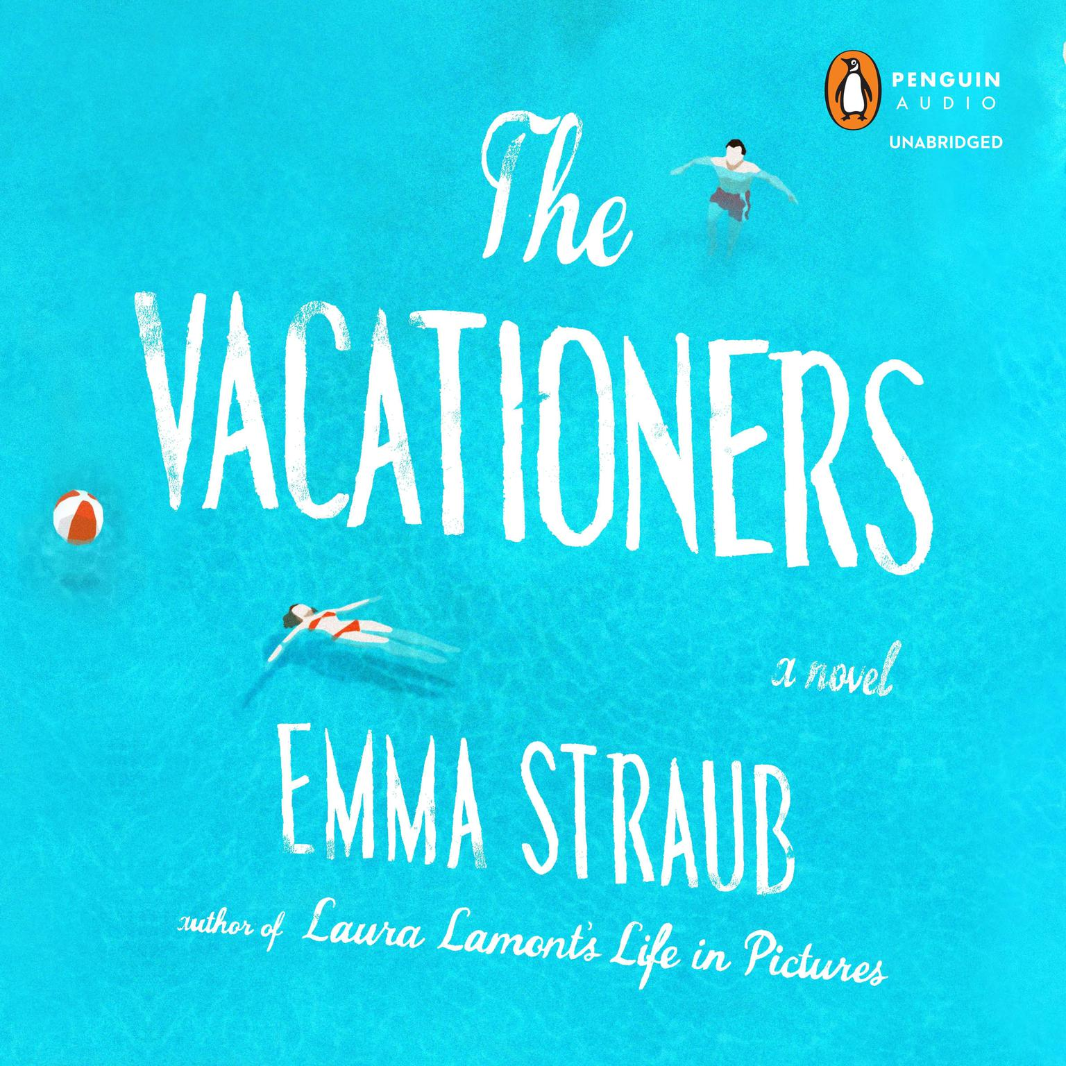 Printable The Vacationers: A Novel Audiobook Cover Art
