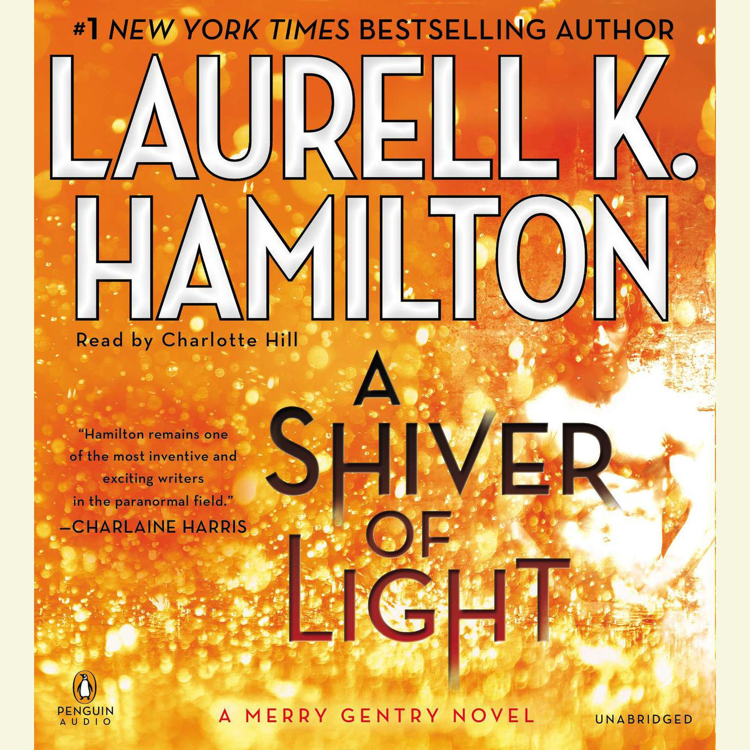 Printable A Shiver of Light Audiobook Cover Art