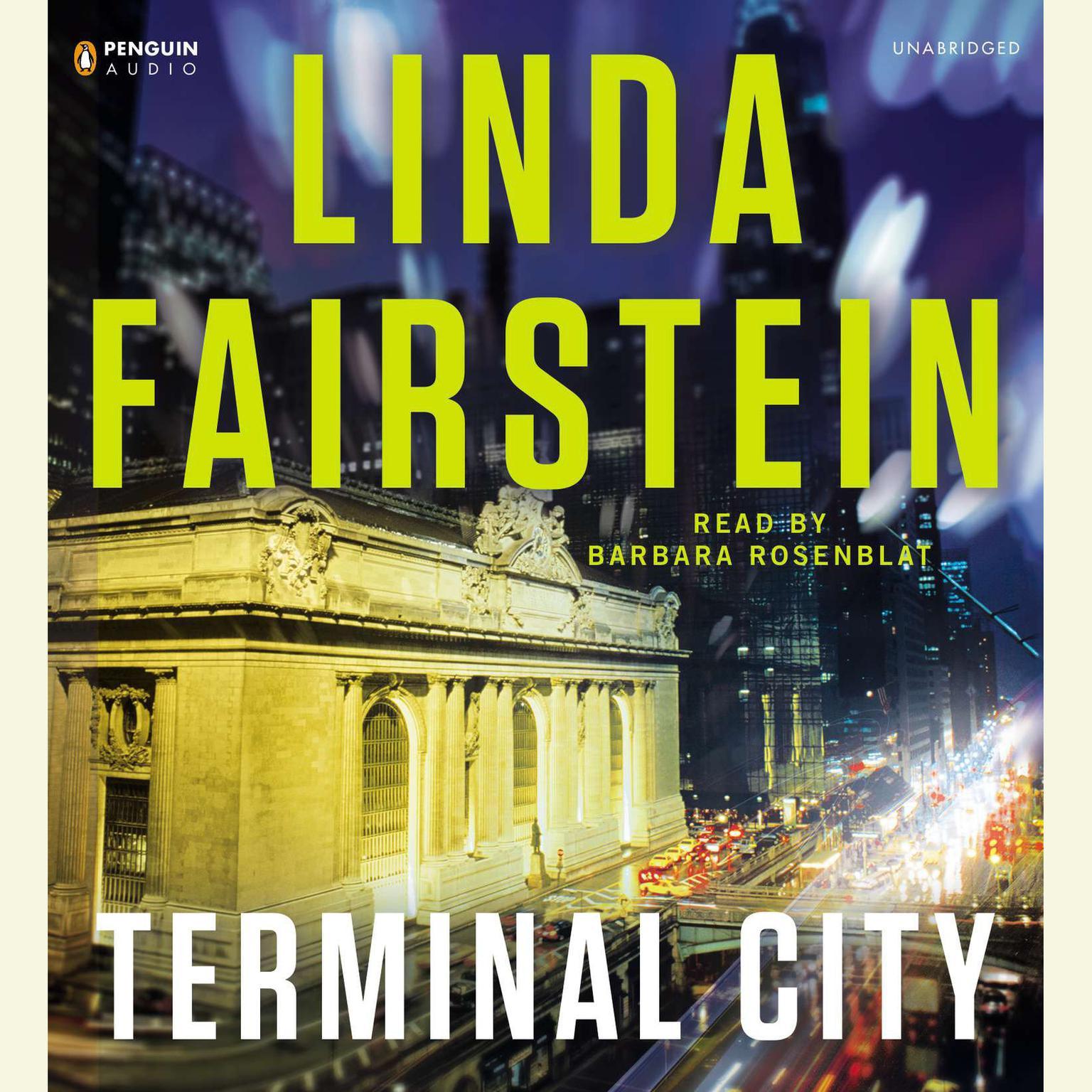 Printable Terminal City Audiobook Cover Art
