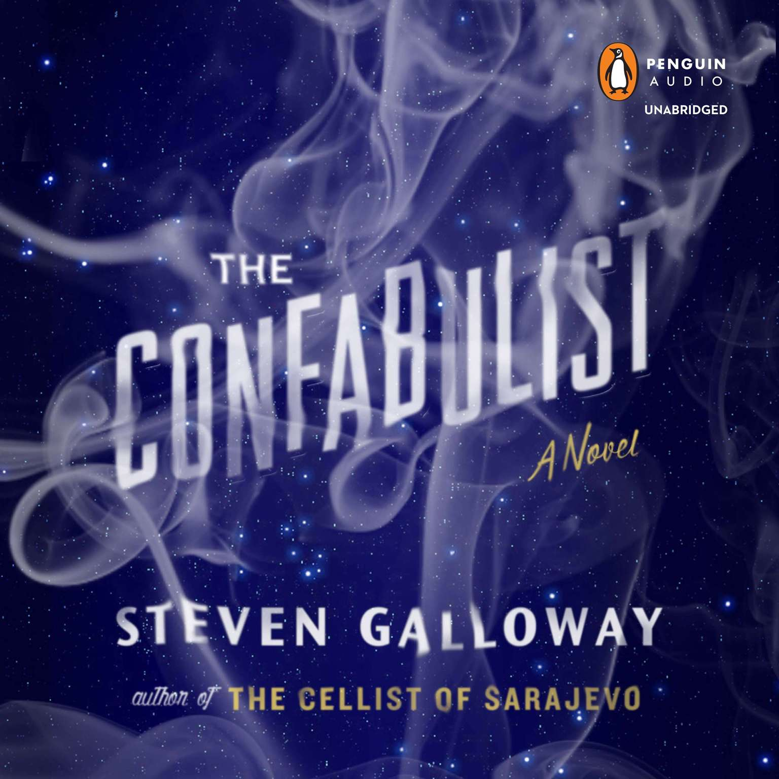 Printable The Confabulist: A Novel Audiobook Cover Art