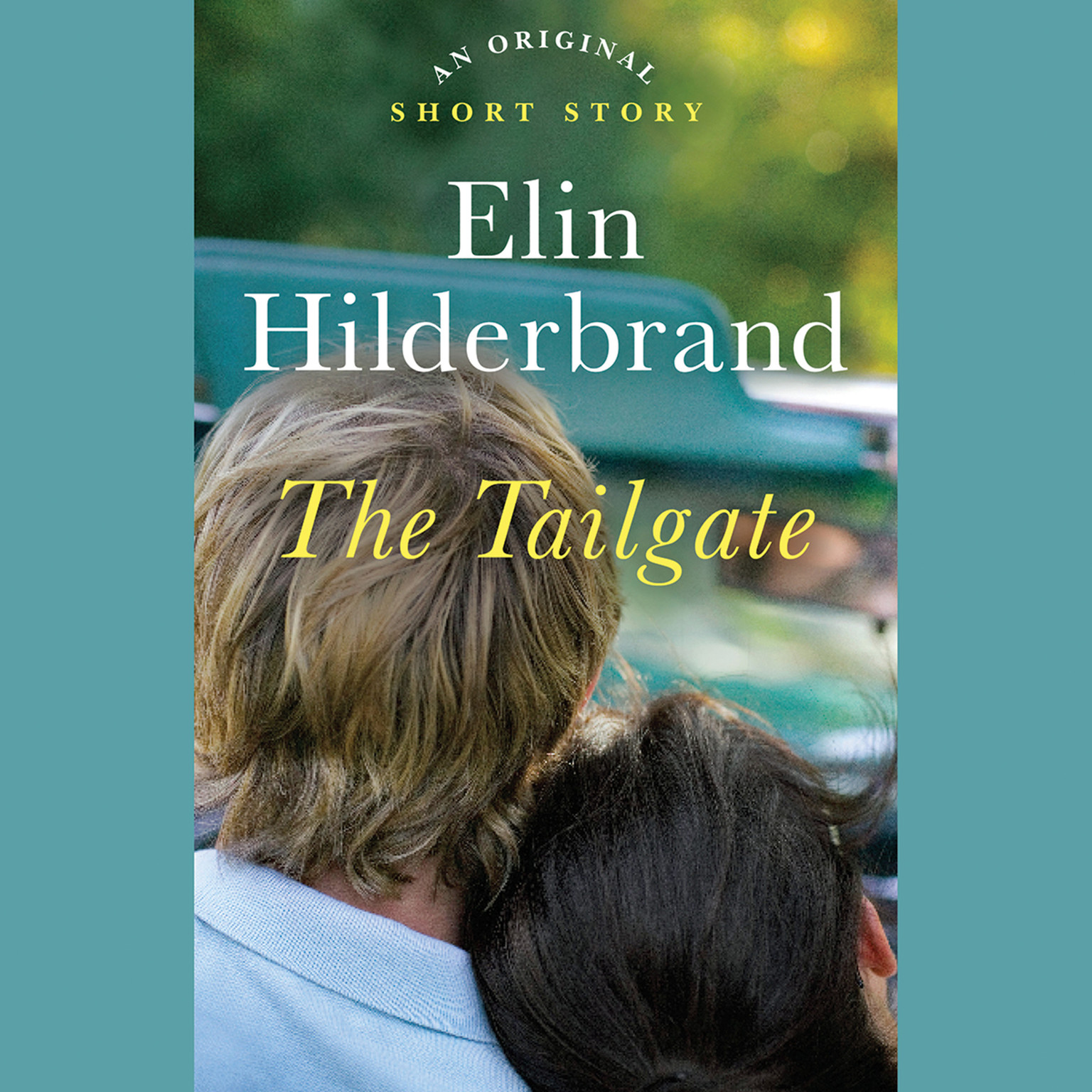 Printable The Tailgate: An Original Short Story Audiobook Cover Art