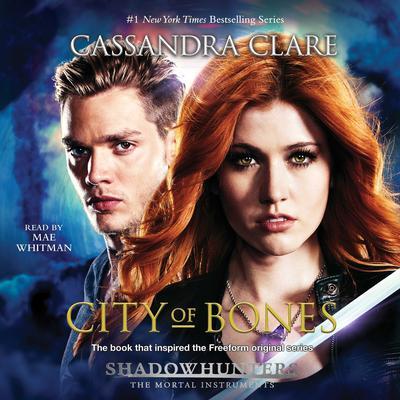 City of Bones Audiobook, by Cassandra Clare