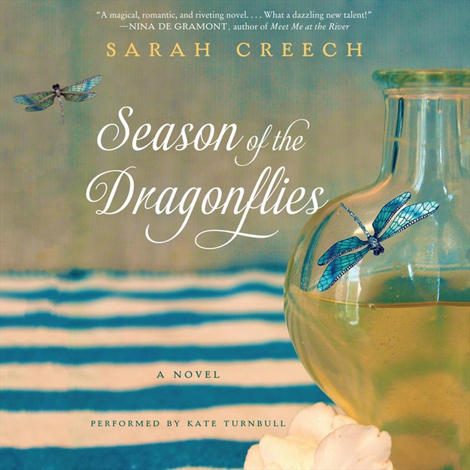 Printable Season of the Dragonflies: A Novel Audiobook Cover Art