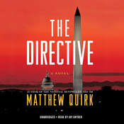 The Directive: A Novel Audiobook, by Matthew Quirk