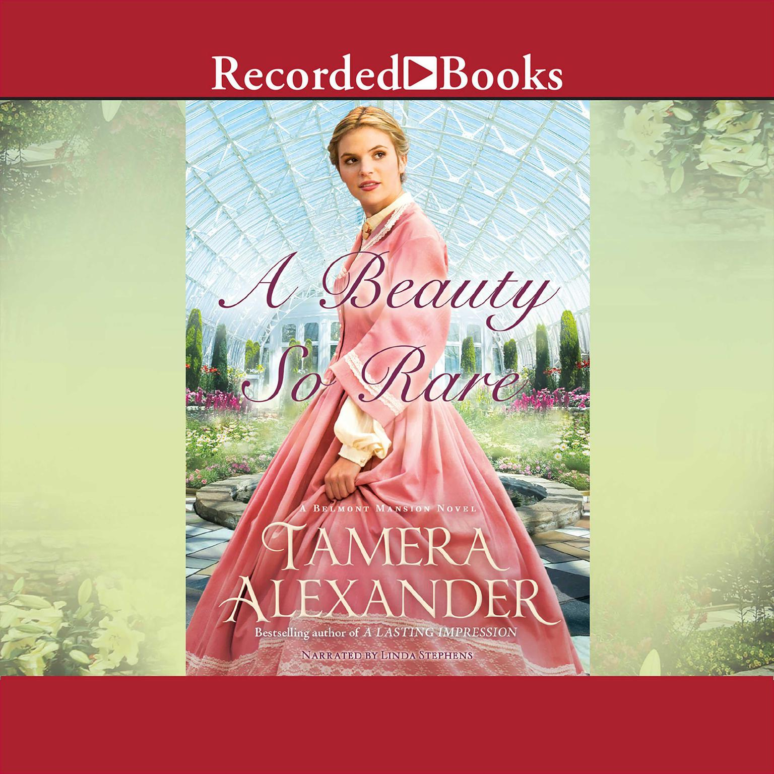 Printable A Beauty So Rare Audiobook Cover Art