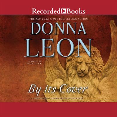 By Its Cover Audiobook, by Donna Leon