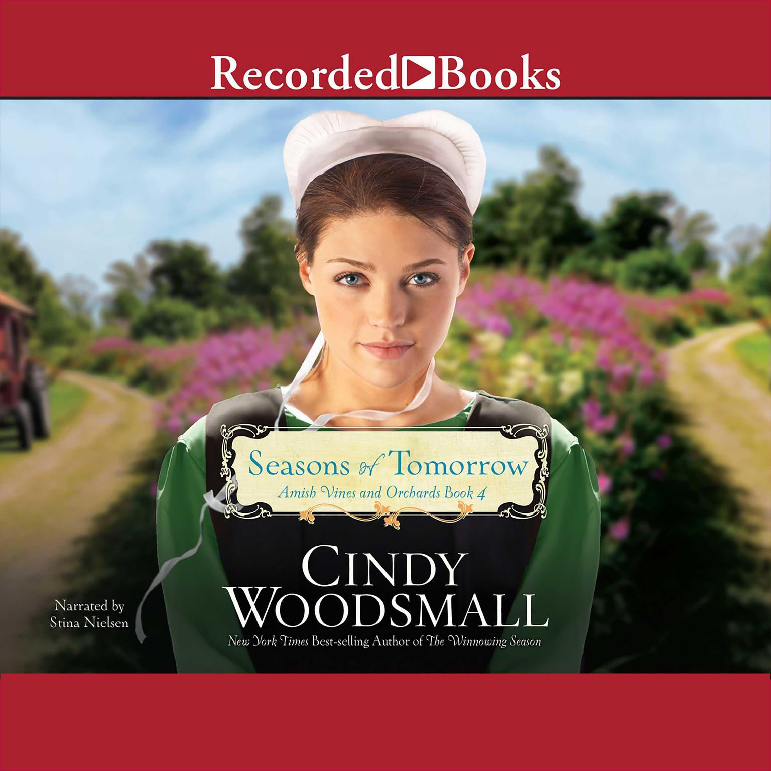 Printable Seasons of Tomorrow Audiobook Cover Art