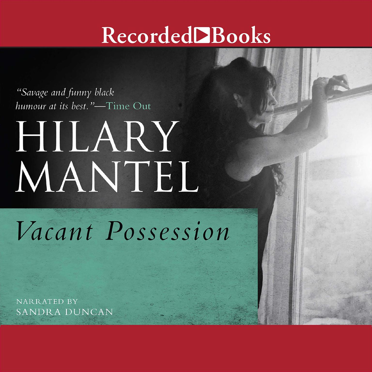 Printable Vacant Possession Audiobook Cover Art