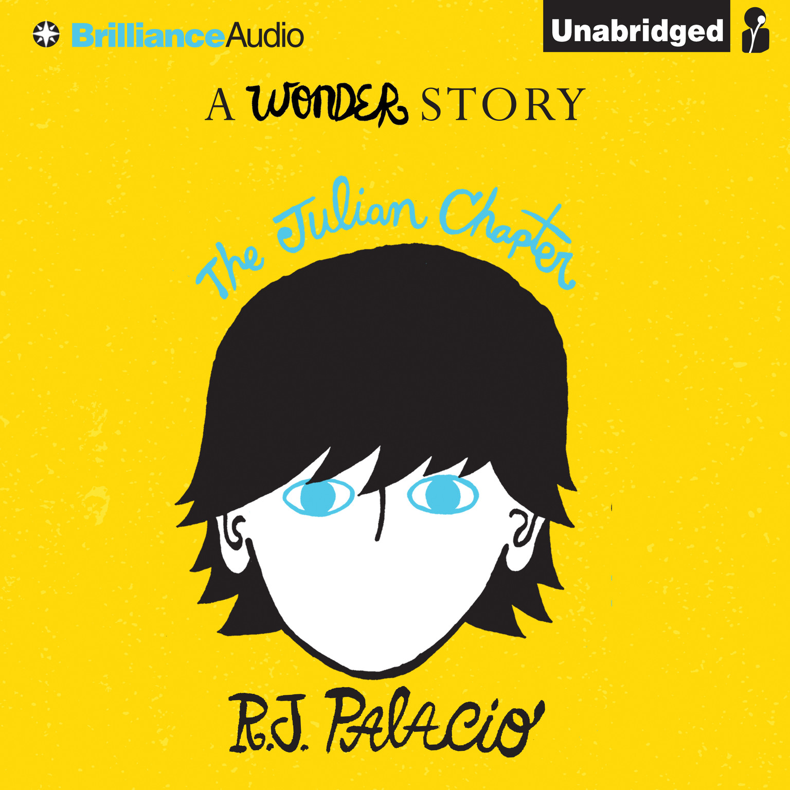 Printable The Julian Chapter: A Wonder Story Audiobook Cover Art