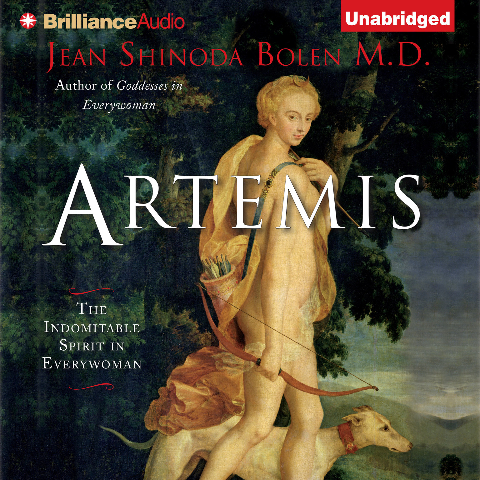 Printable Artemis: The Indomitable Spirit in Everywoman Audiobook Cover Art