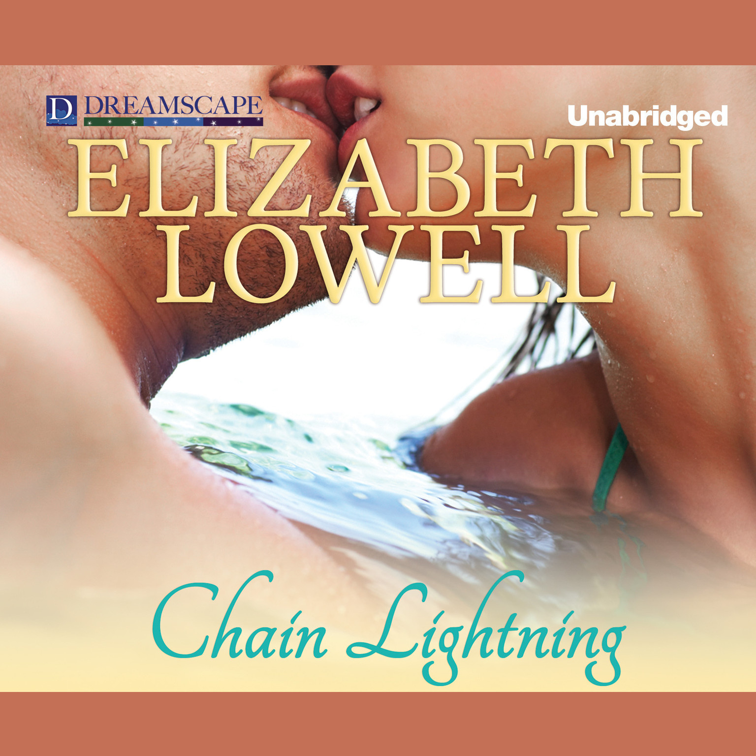 Printable Chain Lightning Audiobook Cover Art