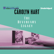 The Devereaux Legacy, by Carolyn Hart