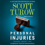 Personal Injuries Audiobook, by Scott Turow