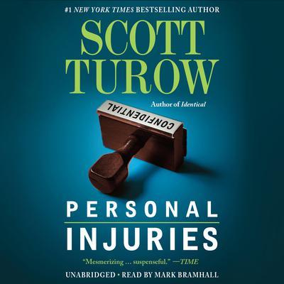 Personal Injuries Audiobook, by