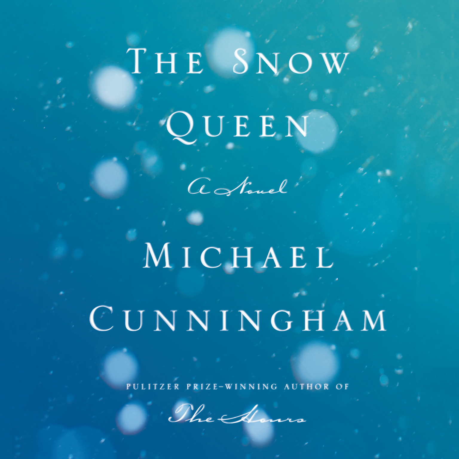 Printable The Snow Queen: A Novel Audiobook Cover Art