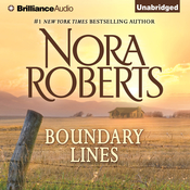 Boundary Lines: A Selection from Hearts Untamed Audiobook, by Nora Roberts