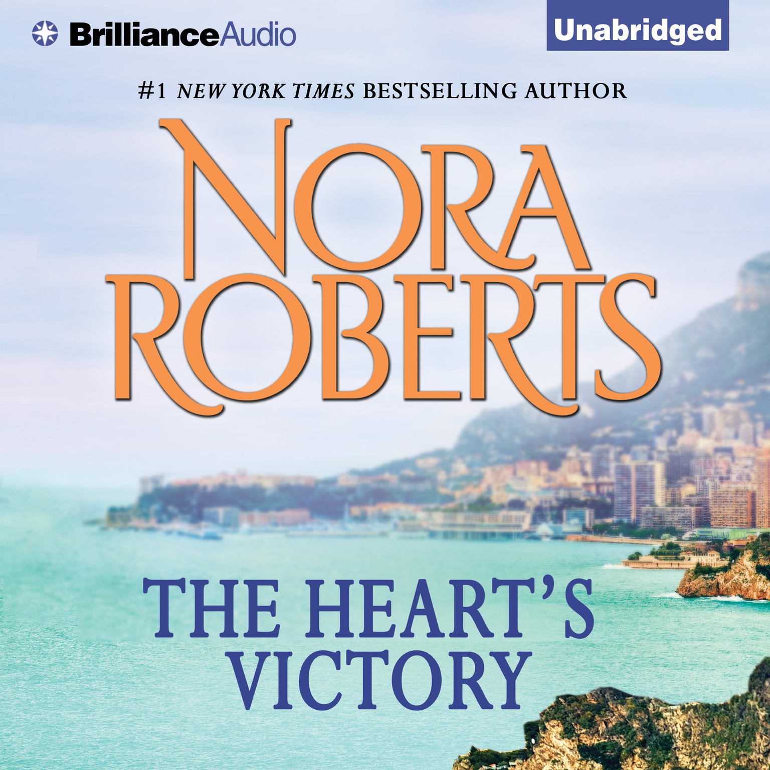 Printable The Heart's Victory Audiobook Cover Art